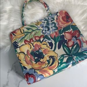 Margaret Smith | Vintage Floral Handbag